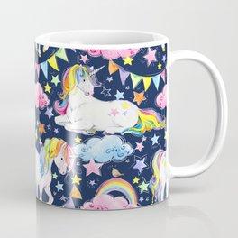 Unicorns, Rainbows & Stars Coffee Mug