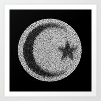 islam Art Prints featuring Many Paths of One Humanity - 4 of 7 - Islam by ART.KF