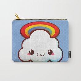 Kawaii Cloud Carry-All Pouch
