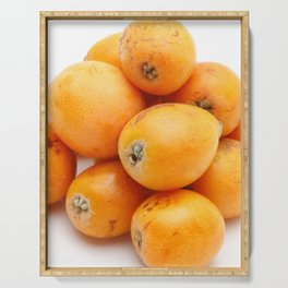 Loquats Serving Tray