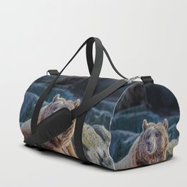 Grizzly Duffle Bag