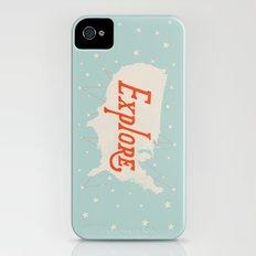 Explore Slim Case iPhone (4, 4s)