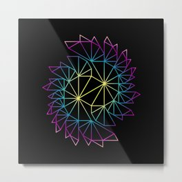 UNIVERSE 55 Metal Print