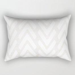 Chevron Tracks Rectangular Pillow