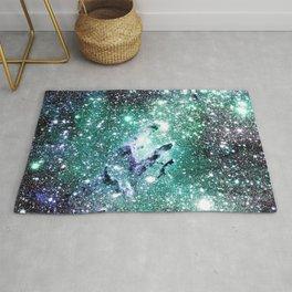 Eagle Nebula Pastel Sea Rug