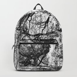 Heart Shaped Branches Nature's Chandelier Backpack