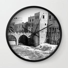 Akka (Acre, Accho) Wall Clock