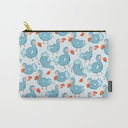 Dodo Eggs Carry-All Pouch