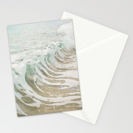 Sea Foam Stationery Cards