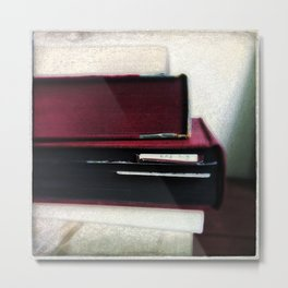 Books Abstract (Instagram) Metal Print