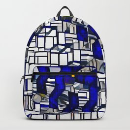 Cubism Harpa, Iceland Backpack