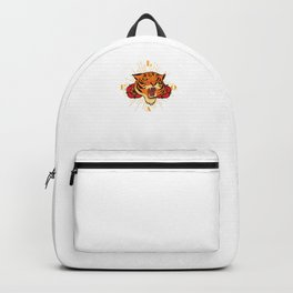 Growling Tiger Backpack