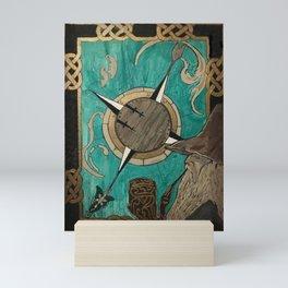Wize Wizard Mini Art Print