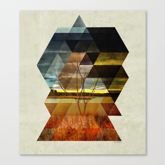 rmyx^gyld^stylk Canvas Print