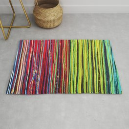 Bucket Pour Rug