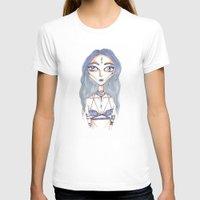magical girl T-shirts featuring MAGICAL GIRL #1 by Ronia Garrett-Benson