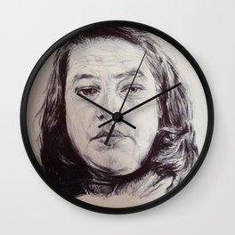 Kathy Wall Clock