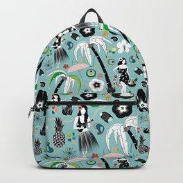 Aloha (Mid century) Backpack