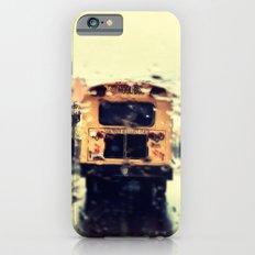 frisco kid // yellow bus iPhone 6s Slim Case
