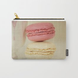 raspberry and coconut Carry-All Pouch