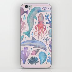Et coloris natura VI iPhone & iPod Skin