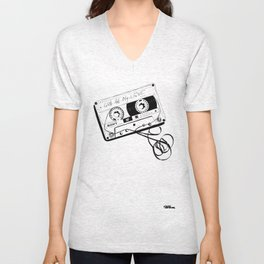 love tape Unisex V-Neck