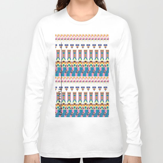 Geo love Long Sleeve T-shirt