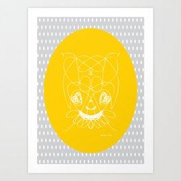 Be Love II Art Print