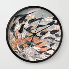 Magic Breeze Wall Clock