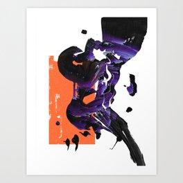 Visitations I Art Print