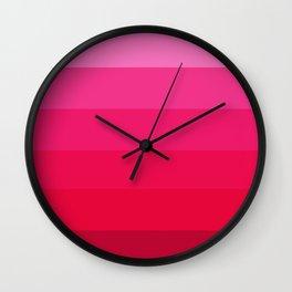 Kool-Aid Ombre Wall Clock