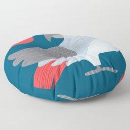 PARROT LOVE Floor Pillow