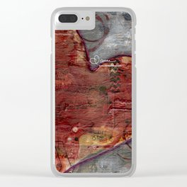 Permission Series: Lovely Clear iPhone Case
