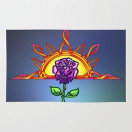 Royal Tudor's Sunrise Rug