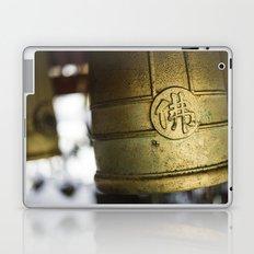 Ceremonial Bells, Japan  Laptop & iPad Skin