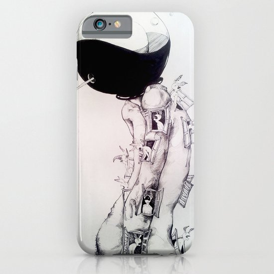 Human iPhone & iPod Case