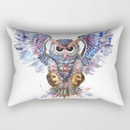 The Brave Rectangular Pillow
