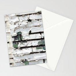 Peeling Brick Wall Stationery Cards