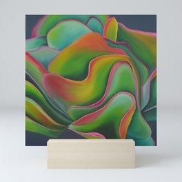 Square Kalanchoe Mini Art Print