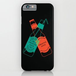 Creative Juice iPhone Case