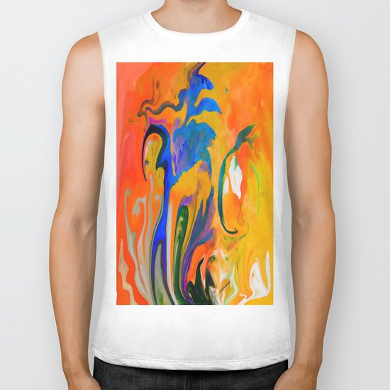 A TIME AND A PLACE FOR EVERYTHING ...ABSTRACT Biker Tank