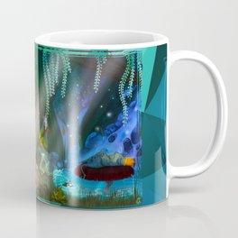 The death of the king Todd Coffee Mug