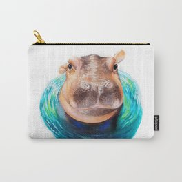 Curious Fiona Carry-All Pouch