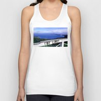 philippines Tank Tops featuring OFF LIMIT (Philippines) by Julie Maxwell