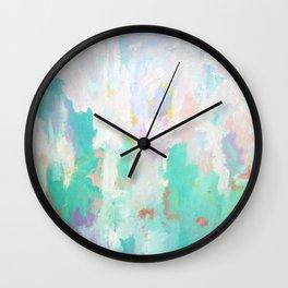 No. Fifty-Five Wall Clock