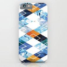 Argyle Aquarium Slim Case iPhone 6s