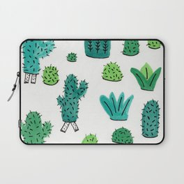 Cactus Don't Shave Laptop Sleeve