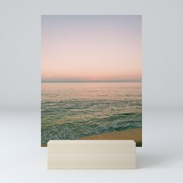 Pink Sunset Mini Art Print