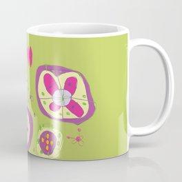 Flower Planets Coffee Mug