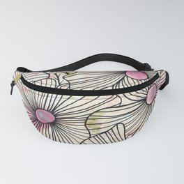 flowers 3 Fanny Pack